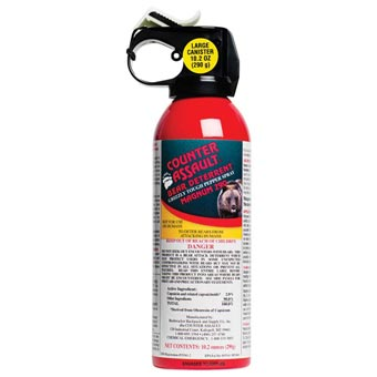 Counter Assault Bear Deterrent 10.2 oz