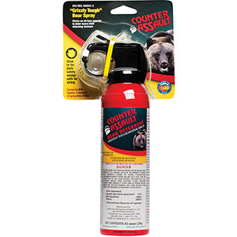 Counter Assault Bear Deterrent 8.1 oz