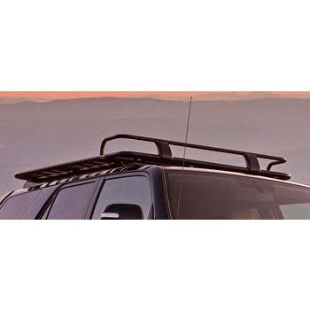 Steel Roof Rack with Touring Basket 70.5 x 47.25in