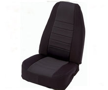 Load image into Gallery viewer, Neoprene Seat Cover Set Front&Rear - Black   CJ/YJ 76-90