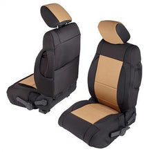 Load image into Gallery viewer, Neoprene Seat Cover Set Front&Rear - Tan  JKU 07