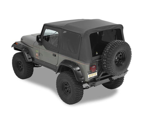 Supertop® NX Complete Replacement Soft Top
