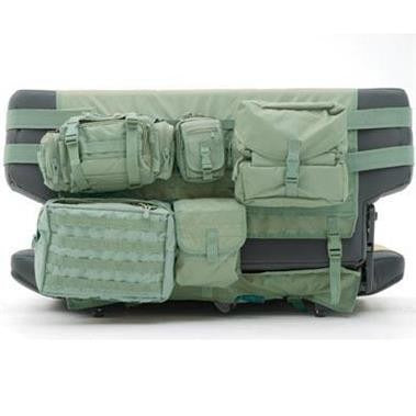 CJ/YJ/TJ - G.E.A.R. Rear Seat Cover