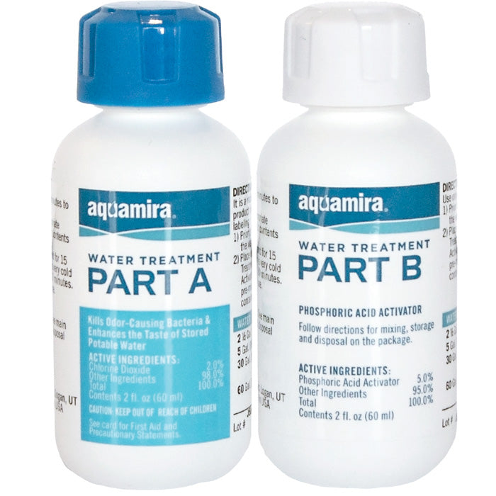Aquamira Water Treatment 2 Oz