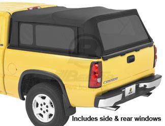 Tinted Window Kit for Supertop for Truck