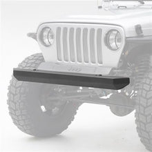 Load image into Gallery viewer, SRC Classic Front Bumper - Black Textured TJ/YJ 76-06