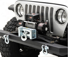 Load image into Gallery viewer, SRC Classic Front Bumper W/ D-Rings - Black Textured