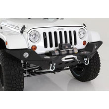 Load image into Gallery viewer, XRC M.O.D. Option - Full Width End Plates  - Black Textured JK/JKU 07-18