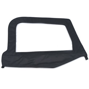 Door Skin W/ Frame - Passenger Side - Denim Black  TJ 97-06