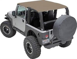Extended Top - Denim Spice YJ 92-95