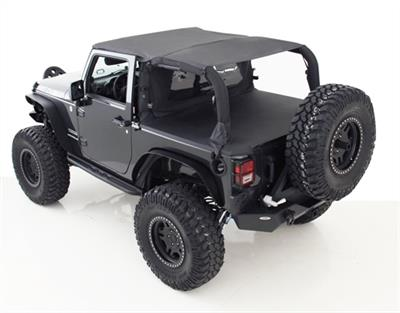 Extended Top - Black Diamond JK 07-09