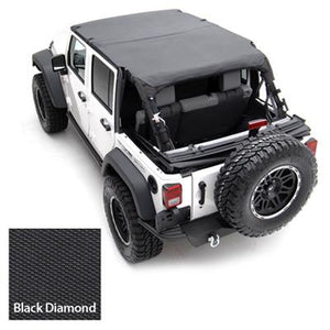 Extended Top - Black Diamond JKU 07-09