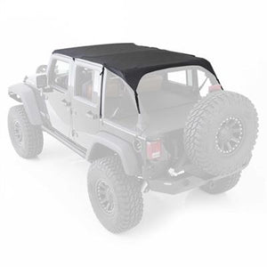 Extended Top - Black Diamond JKU 10-18