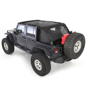 Cloak Extended Mesh Top Sides/Rear  JKU 07-18