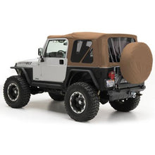 Load image into Gallery viewer, Soft Top - Oem Replacement W/Tinted Windows - Denim Spice  TJ 97-06