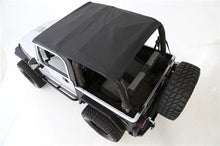 Load image into Gallery viewer, BOWLESS COMBO TOP W/TINTED WINDOWS - BLACK DIAMOND JEEP, 97-06 WRANGLER (TJ)