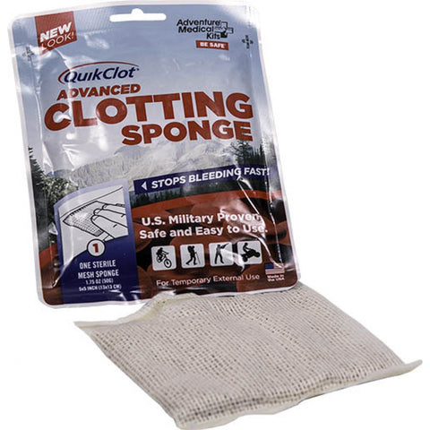 QuikClot® Advanced Clotting Sponge 50g.