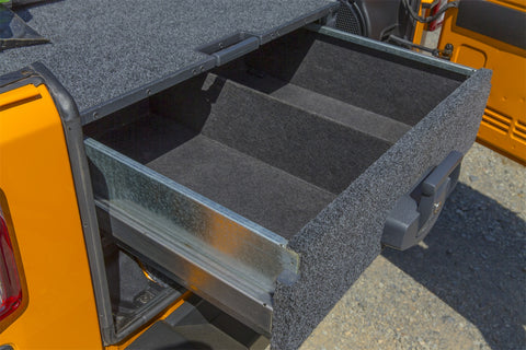 Outback Solutions Roller Cargo Drawer 19.88in X 37.20in X 11.02in