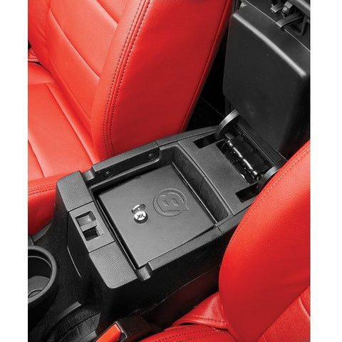 Lock Box for Center Console JK/JKU 11-18