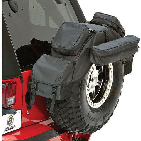 RoughRider Spare Tire Organizer for 30in to 33in Tires