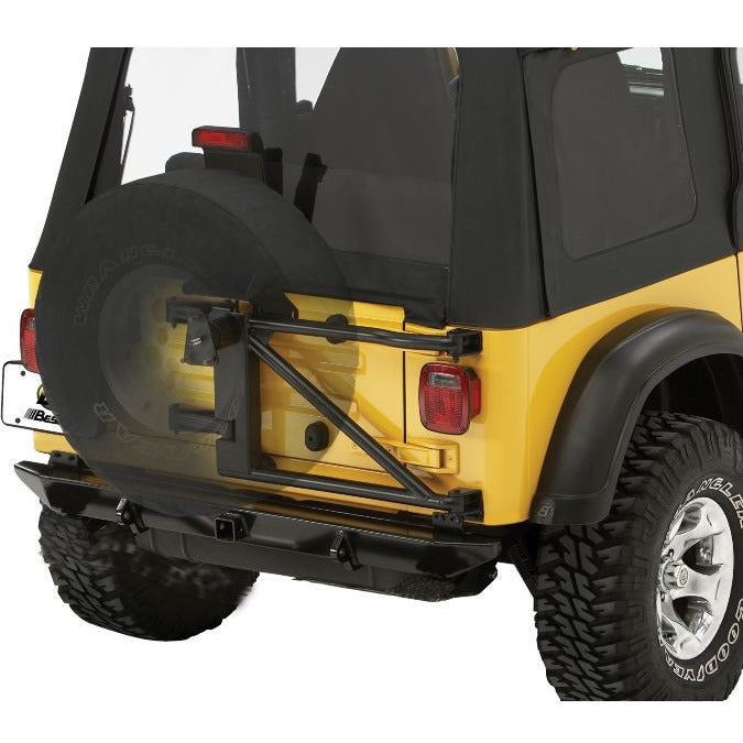 HighRock 4x4 Oversize Tire Carrier