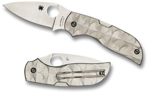 Chaparral Stepped Titanium Folding Knife