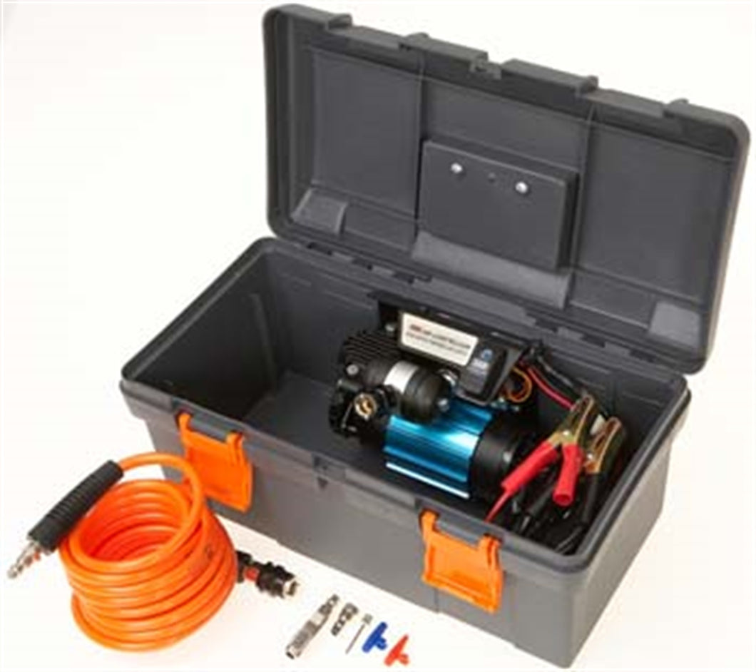 Portable High Performance 12 Volt Air Compressor