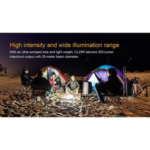 Ultra compact & lightweight lantern with wide illumination