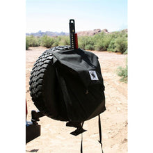 Load image into Gallery viewer, Off-Road Spare Tire Trash Bag     (CTPGEN2_BLACK)