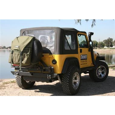 Off-Road Spare Tire Trash Bag     (CTPGEN2_GREEN)
