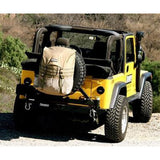 Off-Road Spare Tire Trash Bag     (CTPGEN2_TAN)