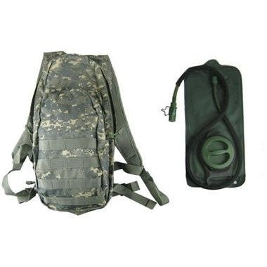 Field Day Hydration Pack in ACU Camo