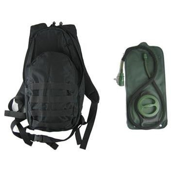 Field Day Hydration Pack in Black