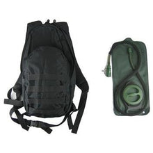 Load image into Gallery viewer, Field Day Hydration Pack in Black