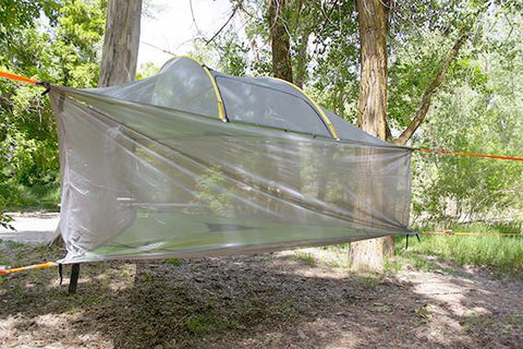 Tree Tent - Double Bubble Insect Mesh
