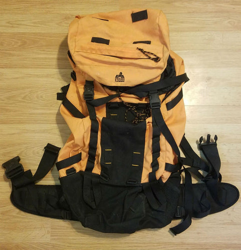 EMS 3000 Backpack (USED)