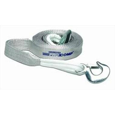 Recovery Tow Strap with Hooks