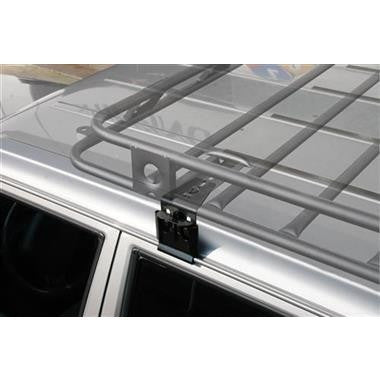 Heavy Duty Rain Gutter Clamps for Defender Rack Roof Rack