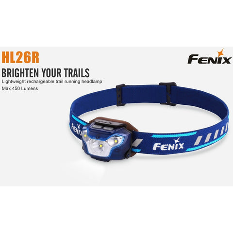 HL26R LED Rechargeable Running Headlamp
