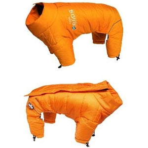 Thunder-crackle Full-Body Waded-Plush Adjustable and 3M Reflective Dog Jacket (more colors)