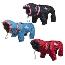Load image into Gallery viewer, Weather-King Ultimate Windproof Full Bodied Pet Jacket (more colors)