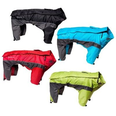 Quantum-Ice Full-Bodied Adjustable and 3M Reflective Dog Jacket w/ Blackshark Technology (more colors)