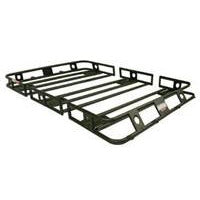 Tacoma/ Tundra/ Liberty/ Grand Cherokee - Defender Rack Bolt Together Roof Rack, 4ft x 4ft x 4in