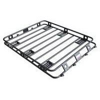 Load image into Gallery viewer, Defender Rack Welded One Piece Roof Rack  4.5' x 5'
