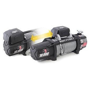 X20 GEN2 Waterproof Wireless Winch - 10000 lbs