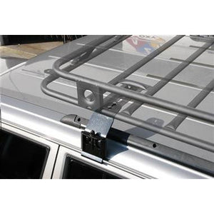 Rain Gutter Clamps for Defender Rack Roof Rack