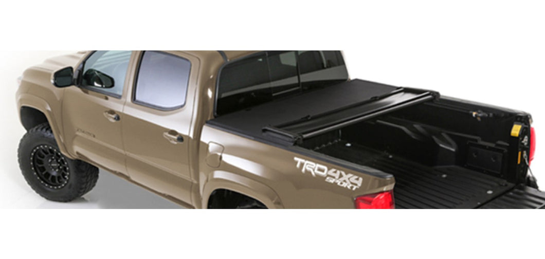 Smart Cover Soft Folding Tonneau Cover  16-17 Tundra Double Cab 6.6' Bed