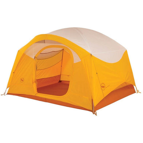 Big Agnes Big House 4 person base camping tent