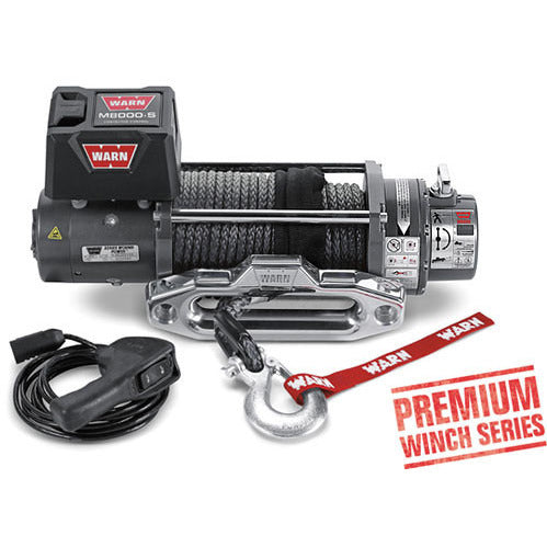 M8000-S Self-Recovery Winch