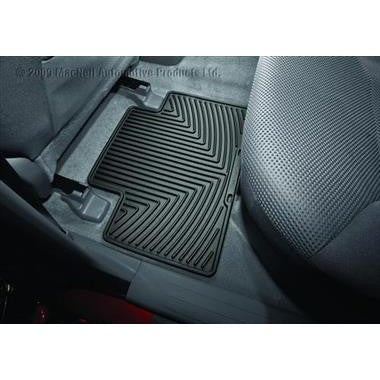 4Runner -  All Weather Rear Rubber Floor Mats